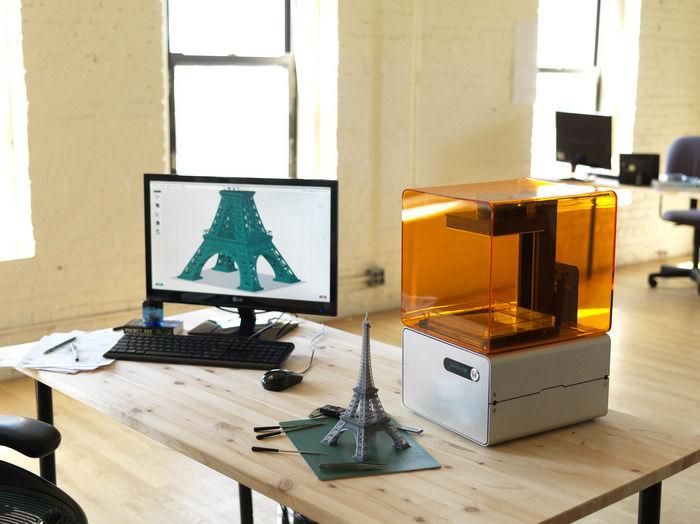 3Dプリンターの時代到来!