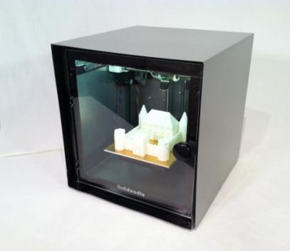 3Dプリンターは夢の機械