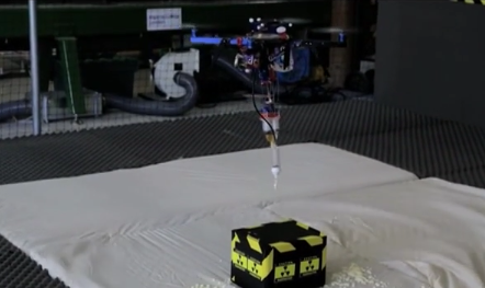 3Dプリンターロボット