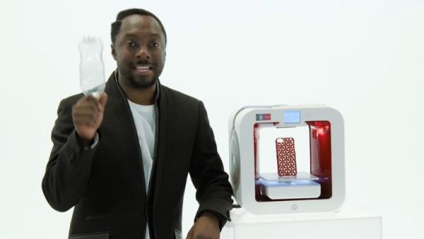 3Dシステムズ社がコカ・コーラ社と提携