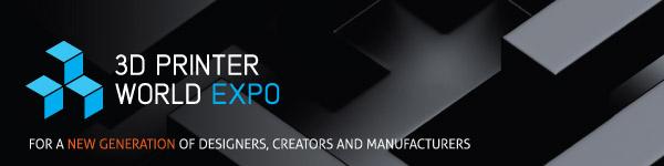 3Dプリンタの世界博覧会