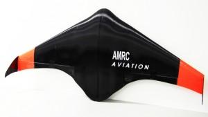 3D印刷された飛行機