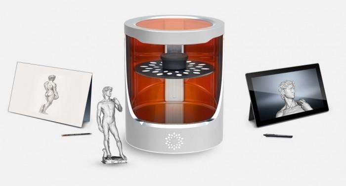 新3Dプリンター