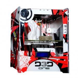高速印刷できる3Dプリンター