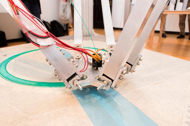巨大3Dプリンターが日本に登場