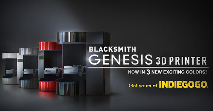 Blacksmith Genesis