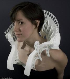 3Dプリントスキャナー、印刷によるあらゆる造形品の個人製造