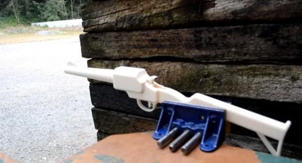3Dプリンターによる銃器作成レベルの発展と進化とその影響