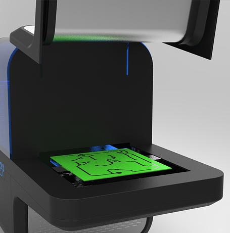 ナノ技術を利用した3Dプリント技術で、より高度で精密な印刷を