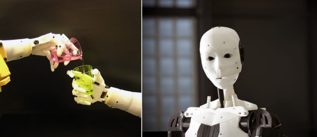 自己学習3Dロボット