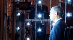 3Dプリントによるオバマ大統領