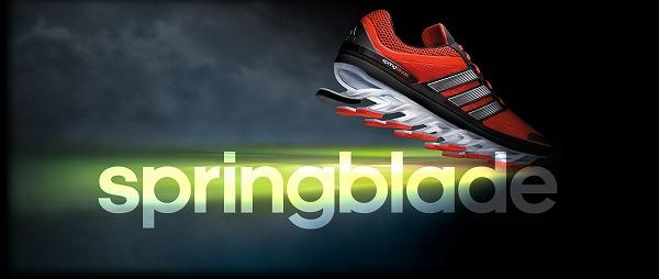 springblade, adidas3D