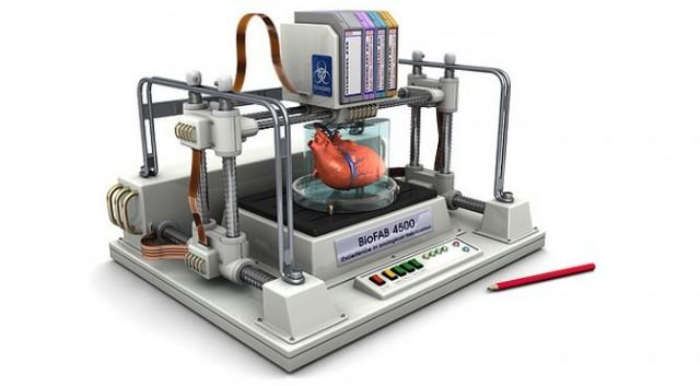 3Dバイオプリント技術の研究と開発に日本が2・5億円を投資