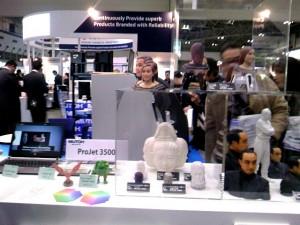3Dプリンターの発明は元々日本人によるものだったのに、米国人が特許を取っている。