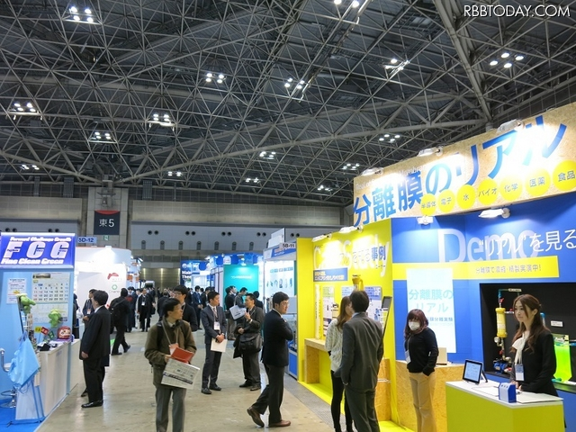 東京ビッグサイト、3Dprinting 2015 Additive Manufacturing Technology Exhibition その1
