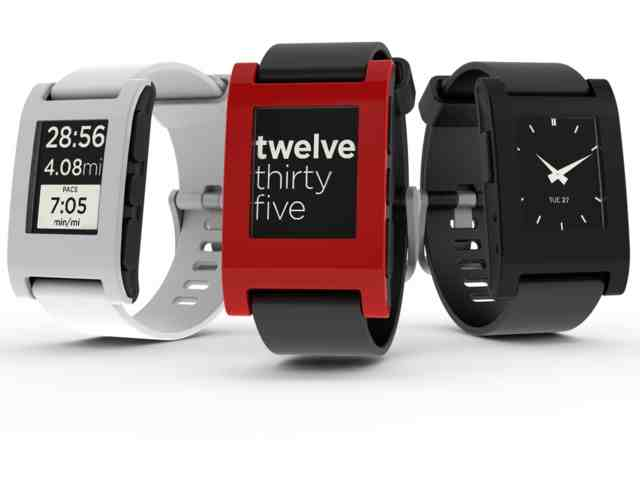 Pebble-smartwatch