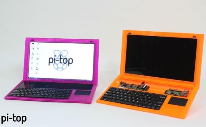 キュートなノートパソコンが、3Dプリンターで印刷でき、BIYで自分で組み立てられる。