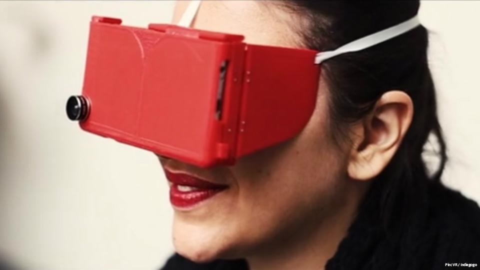 3Dプリンターで仮想空間