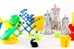 3Dプリンター造形物