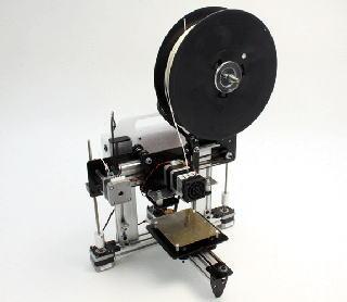 日本製3Dプリンター、Blade-1