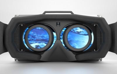 仮想現実空間、バーチャルリアリティを3Dプリンターゴーグル、グローブで実現する。