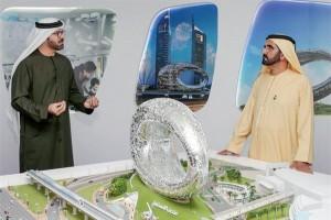 ドバイの3Dプリンターの未来