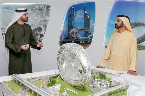 ドバイの未来の予定は、博物館を3Dプリンターで構築、建築することです。