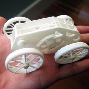 3Dプリントされたおもちゃ