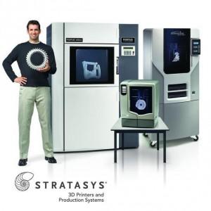 米のstratasys 社大型3Dプリンター