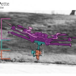3Dprinter+drone
