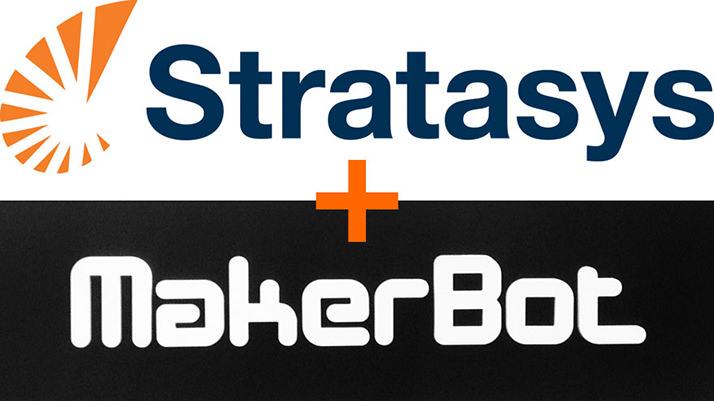 stratasys+makerbot