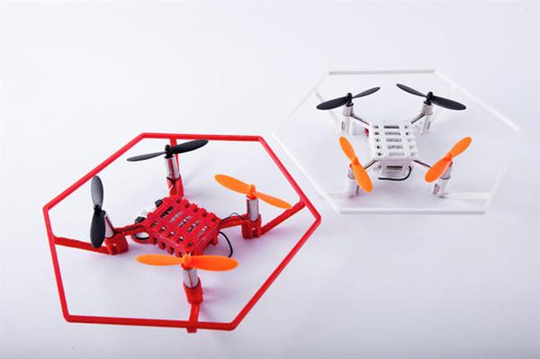 64ドルのSKYBOTSドローン、DIY、3Dプリンター組み立てキット。