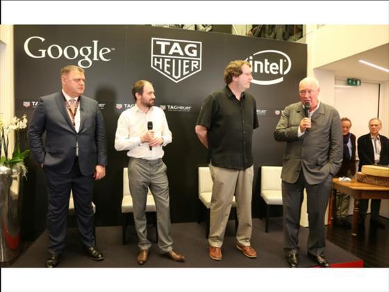 google,intel,TAG HEUER