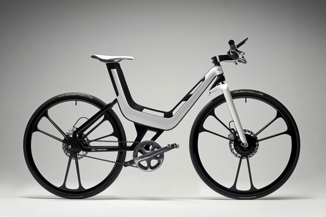 3Dプリント電動自転車