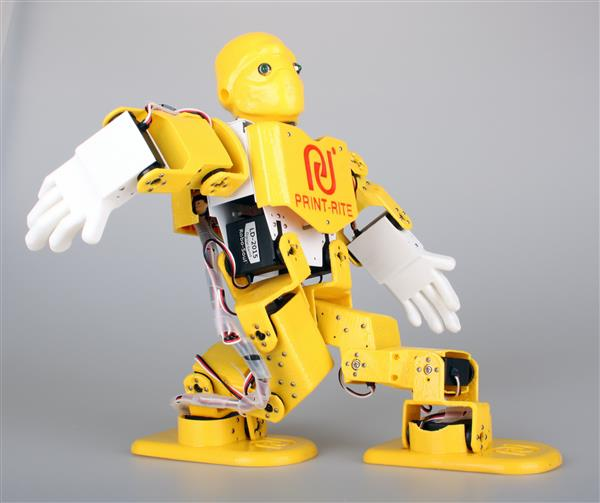 3Dprint ダンスロボット