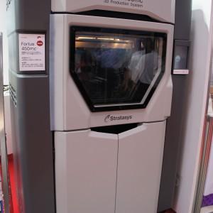 ファロージャパン 株式会社ブース(3Dプリンタの未来)