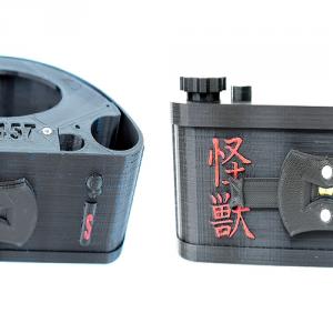 3D print camera
