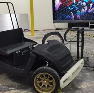3Dプリントカー