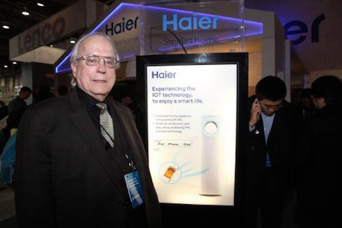 世界企業Haier