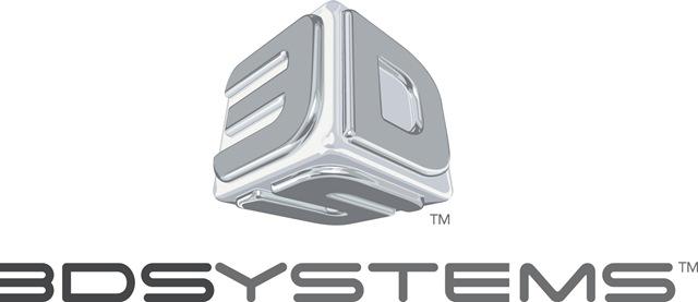 3dsystemsロゴ