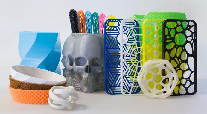 3Dプリント製品