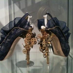 クリスティーナの靴