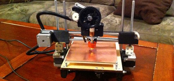 RepRapベースのPrintrbotが、499ドルの3Dプリンターをクリスマスに