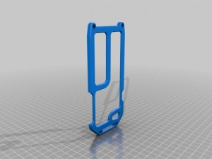 3Dプリントデータ iPhoneケース