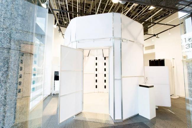 三越日本橋本店新館 3Dフィギュア撮影スタジオ