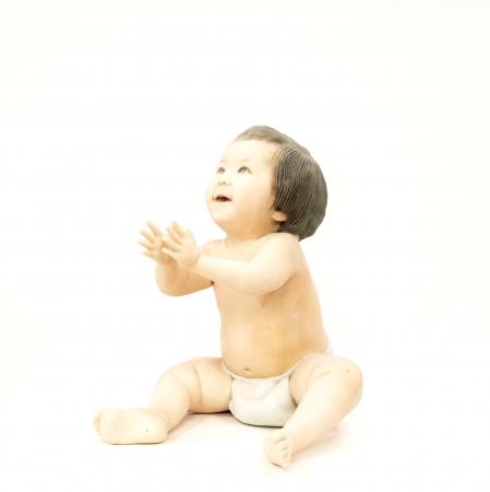 3Dフィギュア撮影スタジオ 赤ちゃん