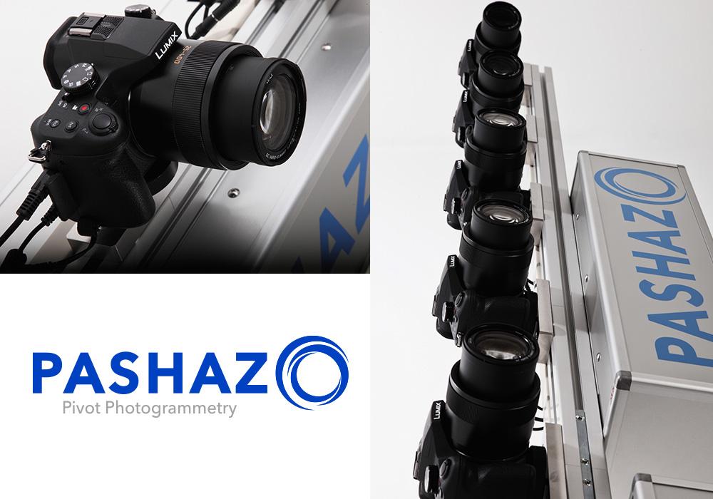 iJetが人物用3Dスキャナー「PASHAZO」を新発売!