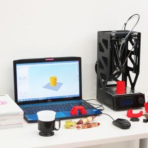 3Dプリンター「ニンジャボット・ナノ」
