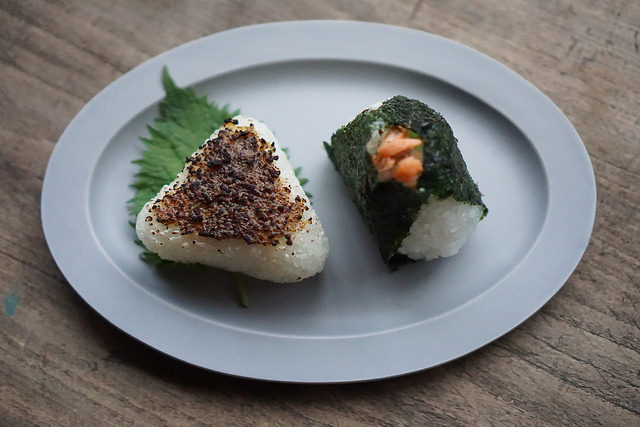 飛騨の美味しいお米と食材を生かしたおにぎりやスイーツ