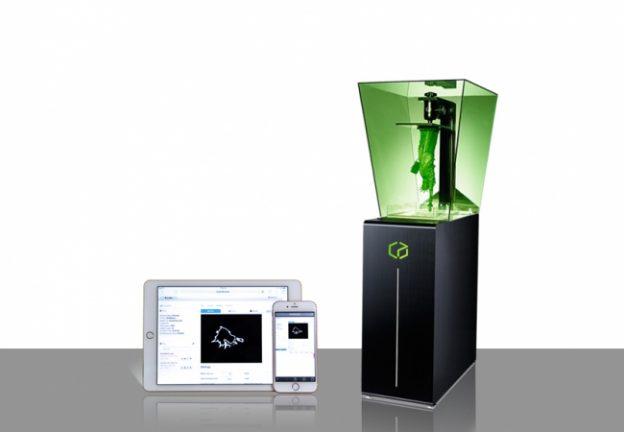 プロ級3Dプリンター「Titan 2」